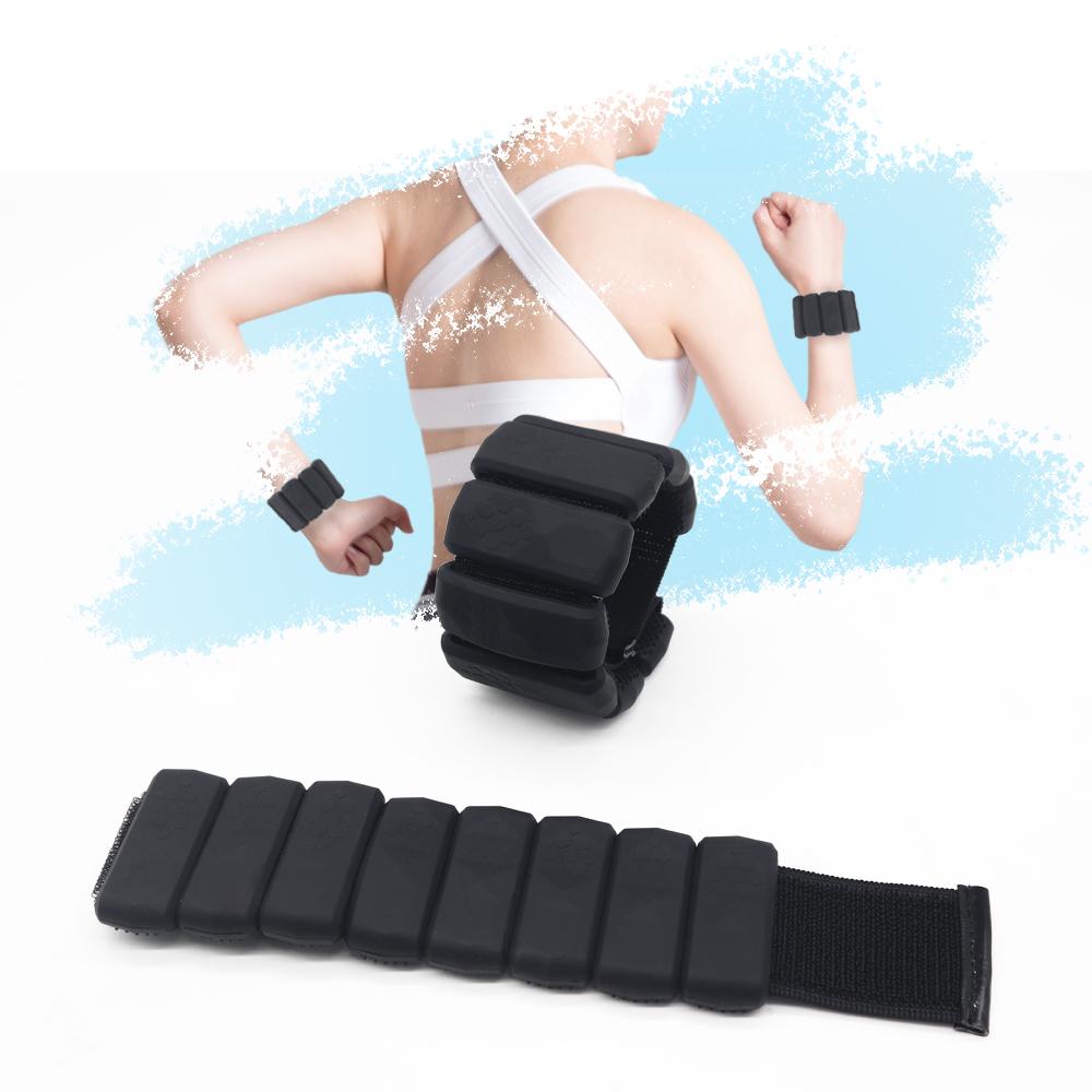 Bottom price Baby Bandana Bib - OEM/ODM China China Flott 3-15 Pounds Adjustable Ankle Weigh Training Weights Straps Sandbag for Gym Equipment – Melikey