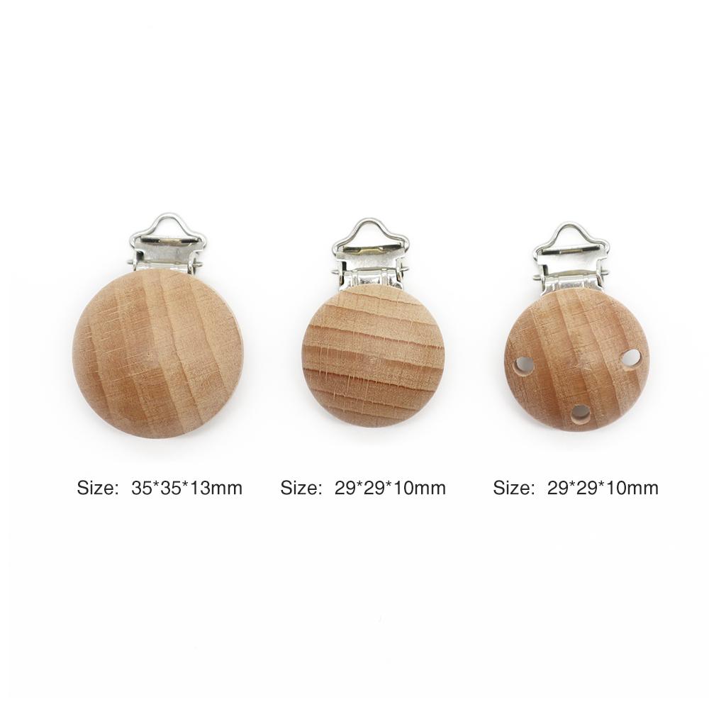 baby wooden clip
