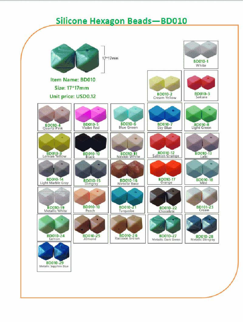silicone beads bulk