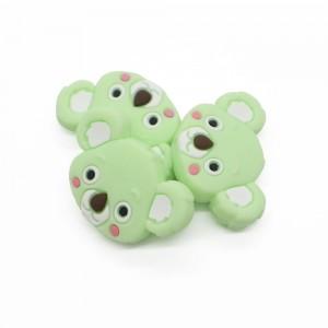 Silikon Teether Beads Partihandel med matkvalitet Bulk l Melikey