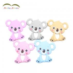 Organiese Baby Ringen Baby Sensoriese Hanger Toys |  Melikey